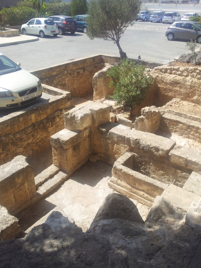 Cyprus – Living with History